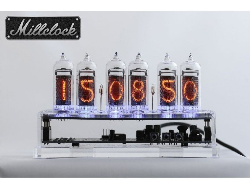 nixie tube clock for sale