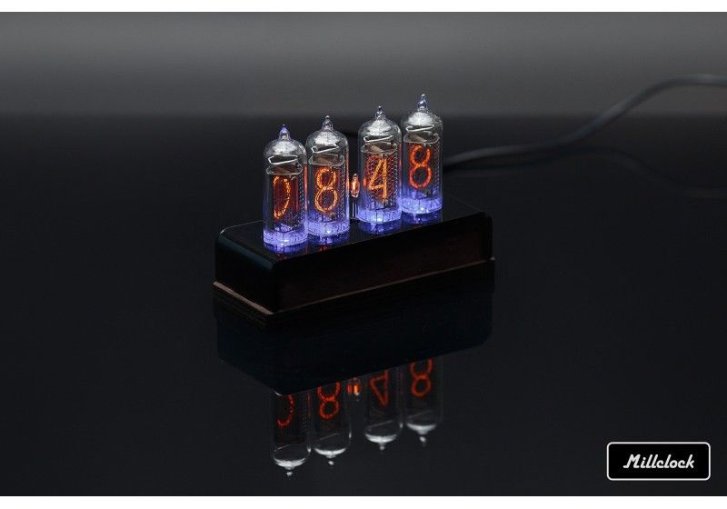 in-14 nixie tube clock...