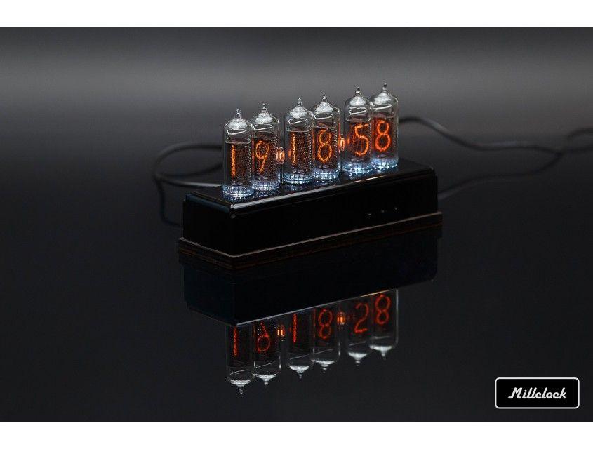 Nixie clock - IN-14 nixie tube clock 6-tubes