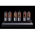 Zin18 Clocks - PRE-ORDER!!! ZIN-18 nixie clock in silver aliminium case