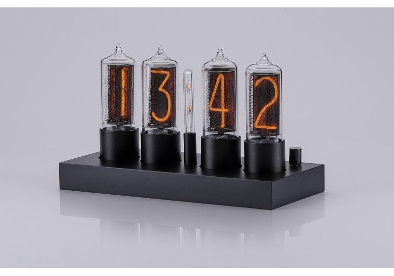 NEW! ZIN18 Nixie Clock...
